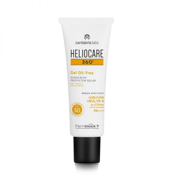 Heliocare 360 Gel Oil-Free Dry Touch SPF50+